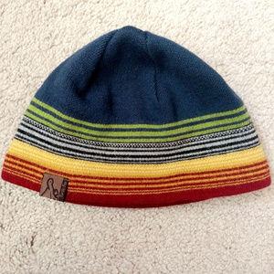 Turtle fur wool hat